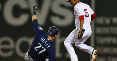 Mariners Stop 5-game Slide With 7-2 Win Against Red Sox