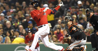 Red Sox Top Orioles 7-3 for 11-2 start