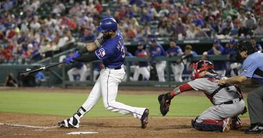 Mazara 5 RBIs As Rangers Win 11-5 Over Red Sox And Price