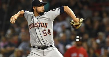 Astros Rally, Overcome Price, Red Sox 6-3 for 6th Win in Row