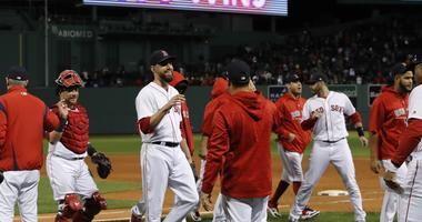 World Series Champ Red Sox Accept Invite to White House