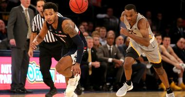 UConn's Adams Out With Knee Injury