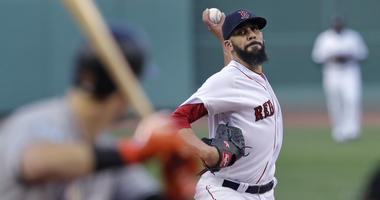 Red Sox Not Sure When Price Will Pitch Next After Being Hit