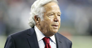 Patriots Owner Pleads Not Guilty to Prostitution Charges