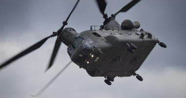 Connecticut Guard Troops, Helicopters Return After Hurricane Relief Mission