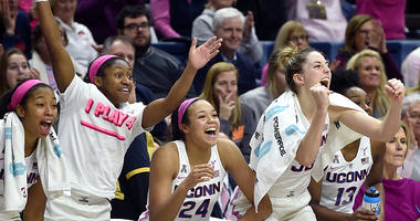 Collier Leads No. 4 UConn To Rout Of UCF