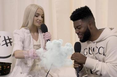 Khalid and Poppy