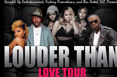 LOUDER THAN LOVE TOUR