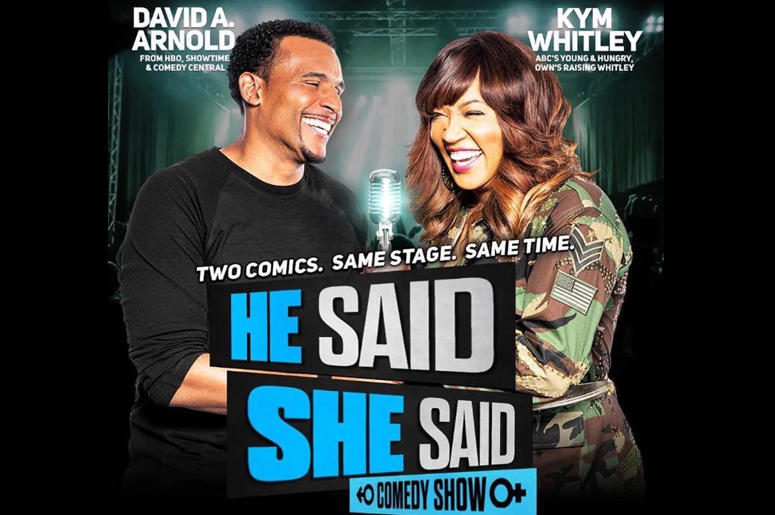 David A. Arnold and Kym Whitley