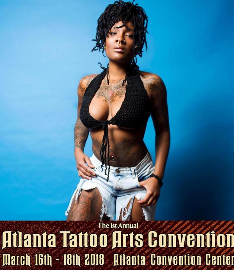 1st annual tattoo convention