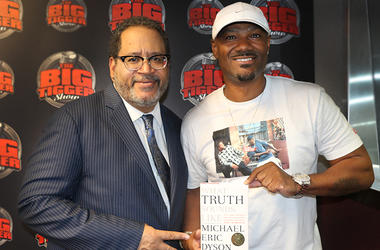 Michael Eric Dyson Live In Studio With Big Tigger