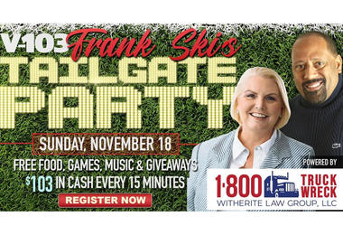 Frank Ski's Tailgate Party with 1-800-TRUCK-WRECK