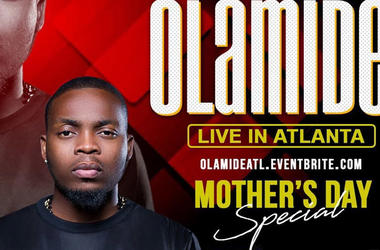 OLAMIDE LIVE THIS MOTHER'S DAY