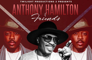 Twilight Productions - Anthony Hamilton