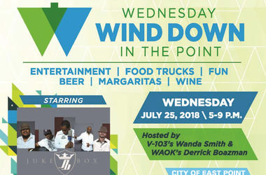 Wednesday Wind Down In The Point 07-25-18