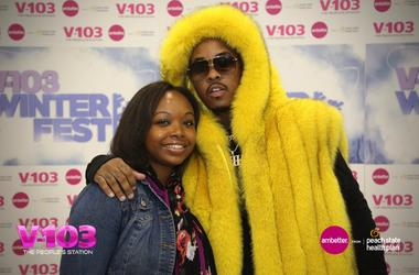 Jeremih M&G Winterfest