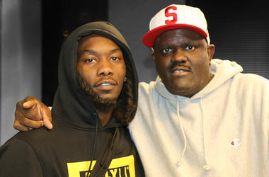 Offset & Dj Greg Street At V-103