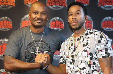 Ludacris Live In Studio With Big Tigger