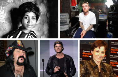 Aretha Franklin, Mac Miller and other musicians who passed away in 2018