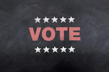 Election Day 2018 is Tuesday, November 6!