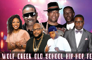 JD Entertainment - Old School Hip Hop Fest
