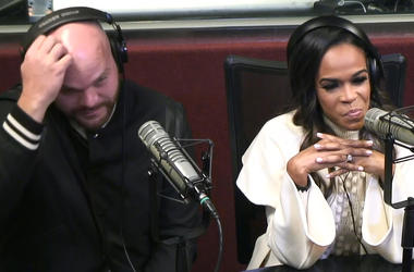 "Michelle Williams & Chad Johnson stop by the Frank & Wanda in the Morning Show to discuss what viewers did not see on ""Chad Loves Michelle"" about their comments on her mental health and their interracial relationship."