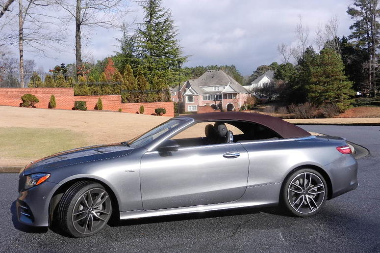 Autonsider Review 2019 Mercedes Amg E53 Cabriolet The People S