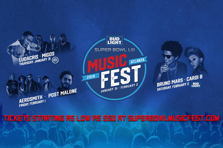 Image result for super bowl music fest