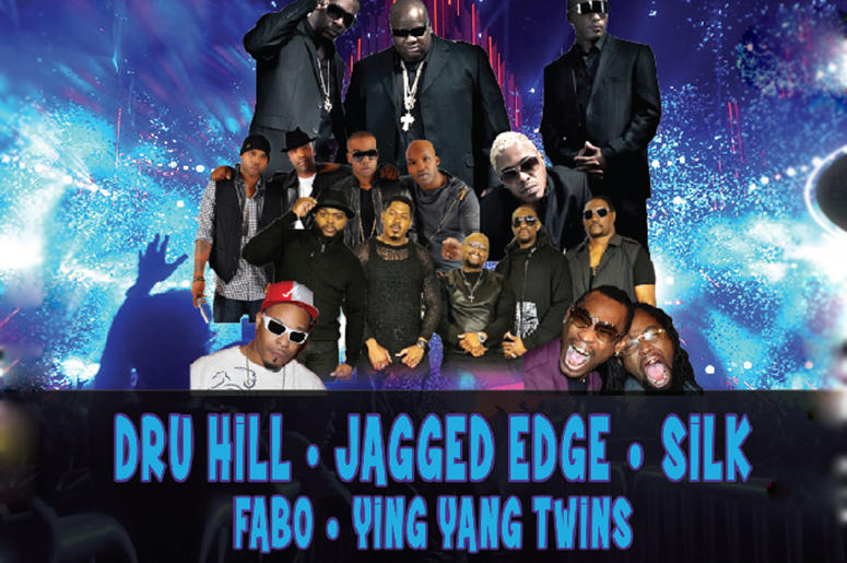 JD Ent - All ATL Show with Dru Hill