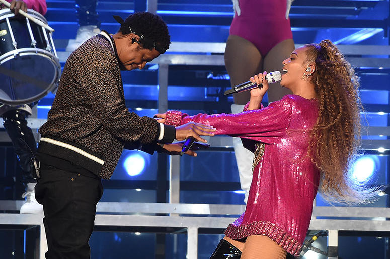 Jay Z and Beyonce perform at Coachella 2018