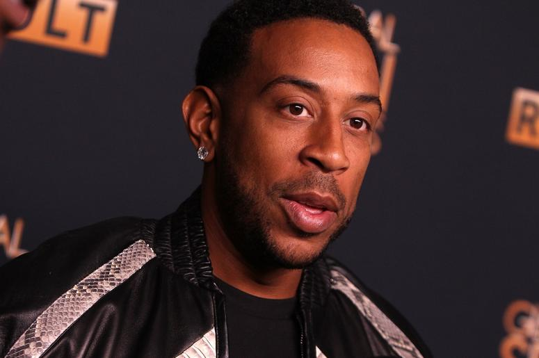 Ludacris at the 2018 REVOLT Awards