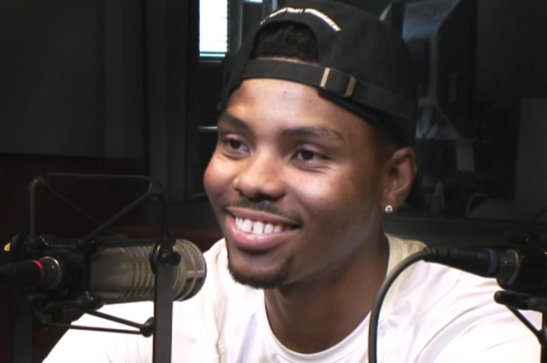 Kent Bazemore Live In Studio With Big TIgger