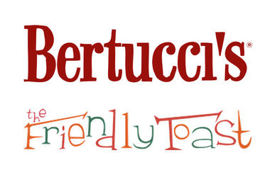 Bertucci's The Friendly Toast