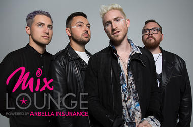 Walk The Moon Mix Lounge
