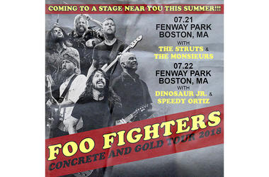 Foo Fighters Updated