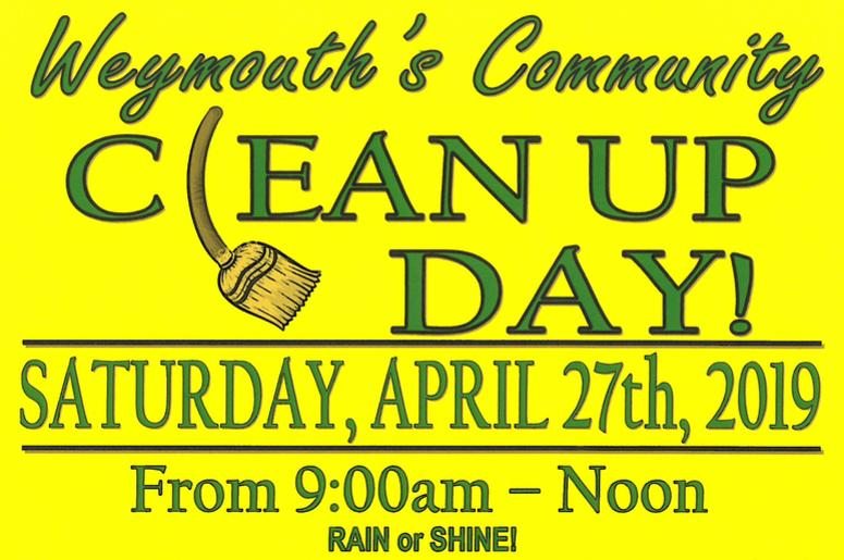 Weymouth Community Clean-Up Day