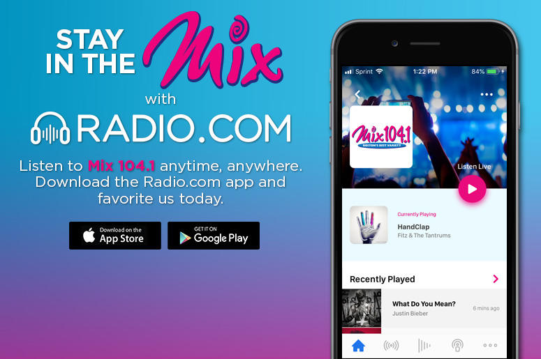 Stay In The Mix Radio.com