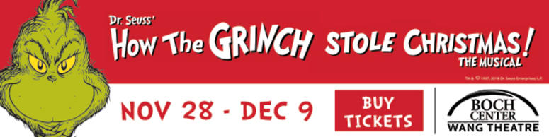 Grinch Digital Display
