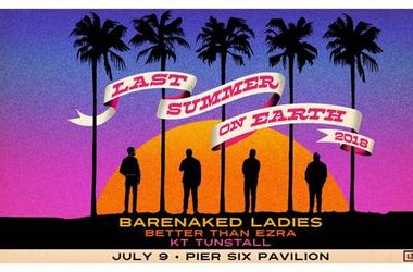Barenaked Ladies Tour Art