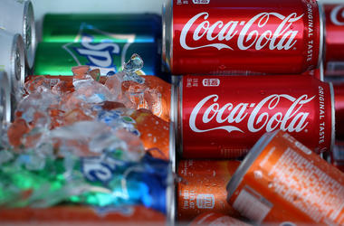 Baltimore City Bans Soda From Kids' Menu
