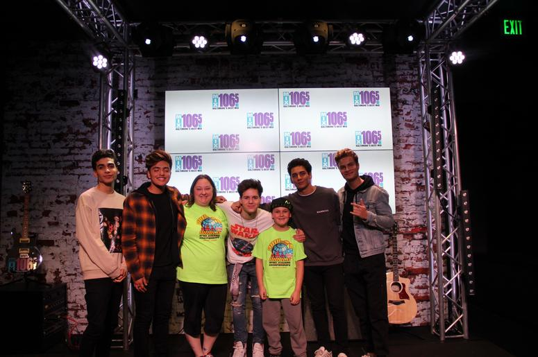 In real life meet and greet wwmx mix 1065 in real life meet and greet m4hsunfo