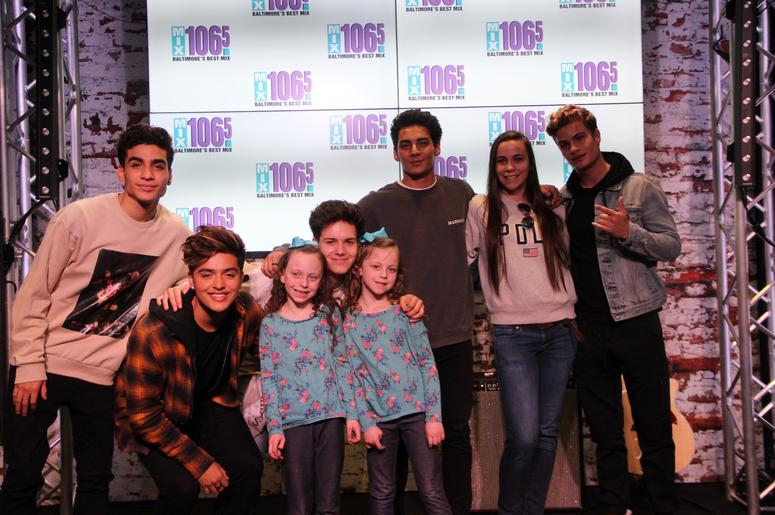 In real life meet and greet wwmx mix 1065 m4hsunfo