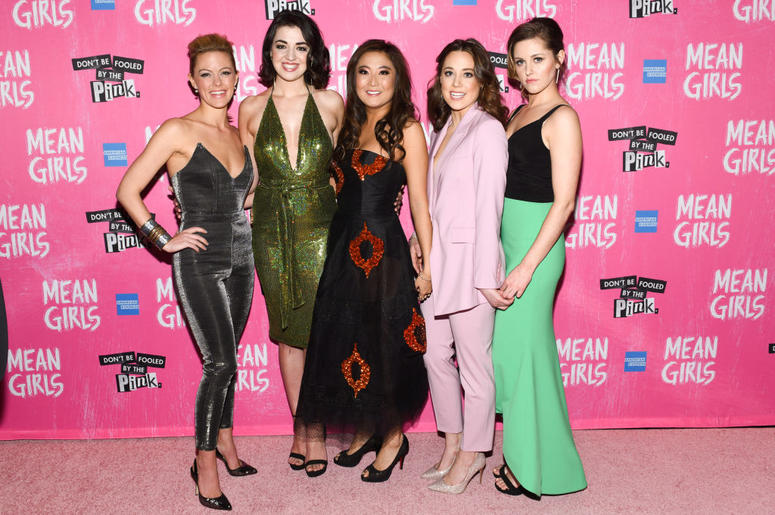 Mean Girls Musical Cast Photo