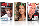 Ability Magazine logotype
