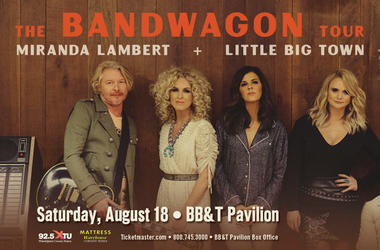 Miranda Lambert and Little Big Town!