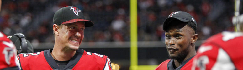 Benedict: Julio Jones not needed for Falcons to win Super Bowl 53