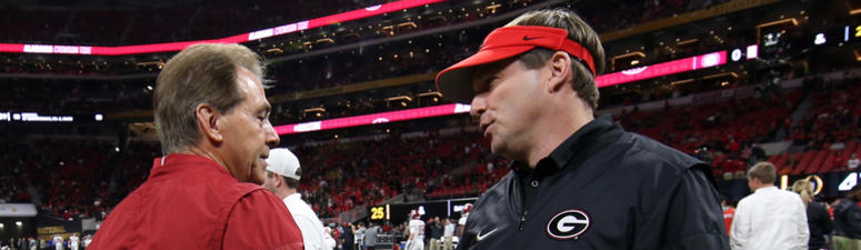 Nessler: Georgia is SEC's only hope to knock off Alabama