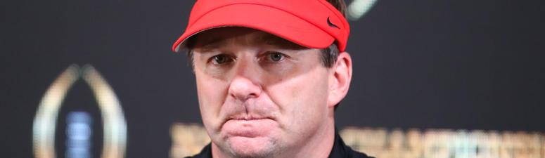 Kirby Smart ranked 8th among CFB coaches