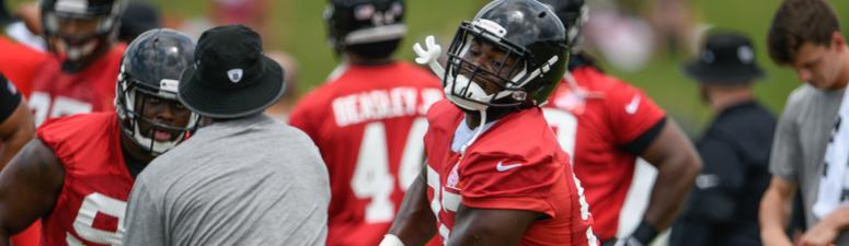 """Grady Jarrett: There's No Bad Blood Between The Guys, We're Just Hungry Trying To Get Better"""""""