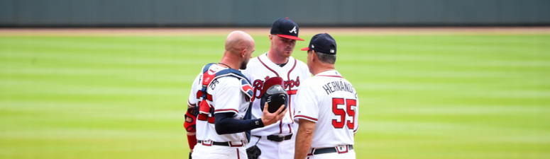 Predicting the Braves Postseason Rotation (not so fast Newcomb)